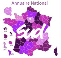 Annuaire National des Syndicats SUD Santé-Sociaux